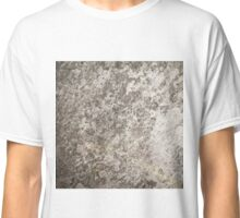 WEATHERED GREY STONE Classic T-Shirt