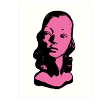 Mannequin Head Original Pop Art Shirt! You WILL Look Awesome. Art Print