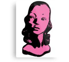 Mannequin Head Original Pop Art Shirt! You WILL Look Awesome. Metal Print
