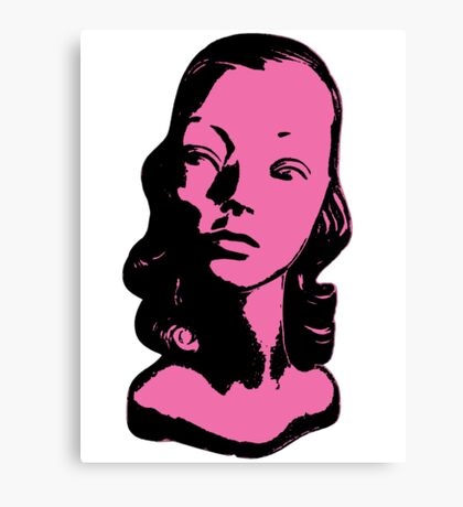 Mannequin Head Original Pop Art Shirt! You WILL Look Awesome. Canvas Print