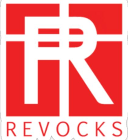 REVOCS Corp. Shirt Sticker