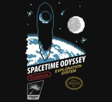 Spacetime Odyssey by pacalin