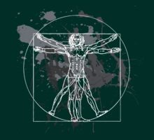 Vitruvian Man by gernic
