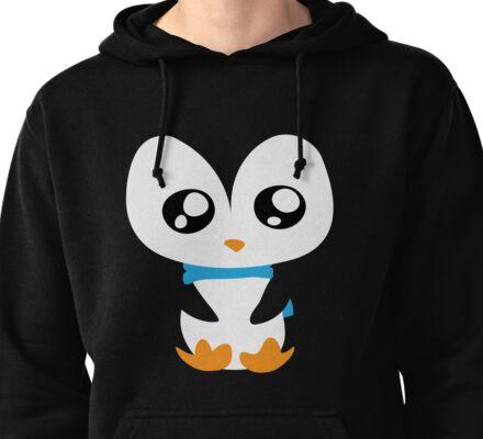 Penguin Pullover Hoodie