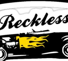 hot rod reckless south dakota Sticker