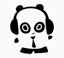 Headphone Pandas Unisex T-Shirt