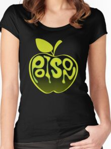 Poison Apple Women's Fitted Scoop T-Shirt
