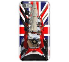 "The Queen's Guards ""Sherlocked!"" iPhone Case/Skin"