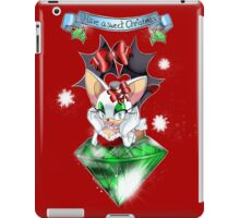 Christmas Rouge: Sweet treat  iPad Case/Skin