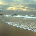 Afternoon on Dreamtime Beach  by gail woodbury