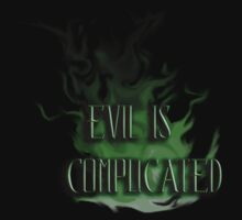 Maleficent - Evil Is Complicated by trekwar