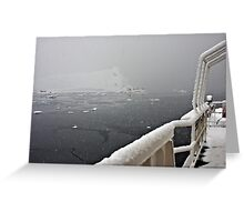 30 Days before the Summer Solstice!!! ~ Antarctica Greeting Card