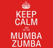 ZUMBA DANCING FOR MUMS ON A TEE Kids Clothes