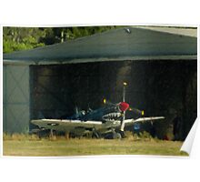 Spitfire Rollout Poster