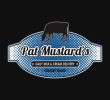 Pat Mustard - Milkman by PaulRoberts