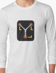 Flux Capacitor Long Sleeve T-Shirt