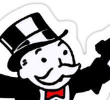 Get Bitcoin Make A Monopoly Sticker