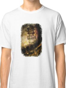 Lonely Lighthouse  Classic T-Shirt