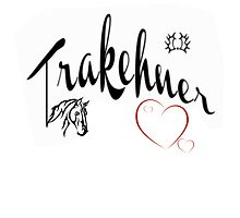 Trakehner Lover by scatharis