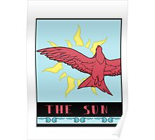 The Skvader Sun Poster