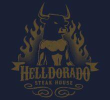 Helldorado Steak House One Piece - Short Sleeve