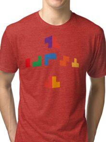 Perspective Colours Tri-blend T-Shirt