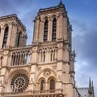 Notre Dame by PatiDesigns