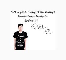 Phil Lester-NORMALNESSLEADSTOSADNESS Unisex T-Shirt