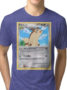 Feral Furret Tri-blend T-Shirt