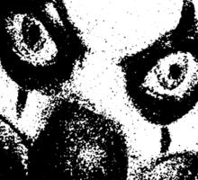 Satanic Clown Sticker