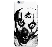 Satanic Clown iPhone Case/Skin