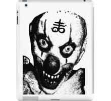 Satanic Clown iPad Case/Skin