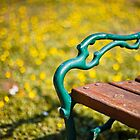Spring Bench by Delfino