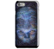 Psychedelic Muse iPhone Case/Skin