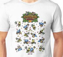 Shakalaka Dancers Unisex T-Shirt