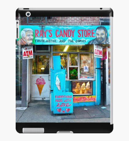 Ray's Candy Store iPad Case/Skin