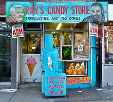 Ray's Candy Store by cammisacam