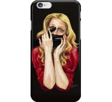 Keeper of secrets iPhone Case/Skin