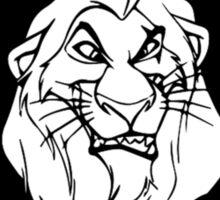 SCARBUCKS (LION KING) Sticker