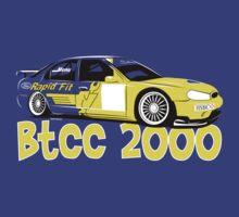 BTCC Ford Mondeo 2000 by velocitygallery