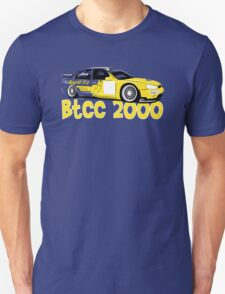 BTCC Ford Mondeo 2000 Unisex T-Shirt