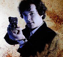 Sherlock Holmes by Lightrace