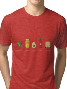 What Vegans Eat Tri-blend T-Shirt