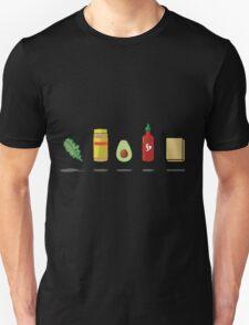 What Vegans Eat Unisex T-Shirt