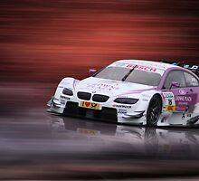 Andy Priaulx BMW M3 DTM 2012 by Lightrace