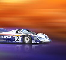 Rothmans Porsche 956 Group C by Lightrace
