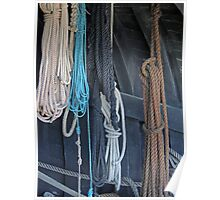 Ropes and Rigging  Poster