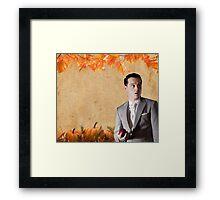 November Framed Print