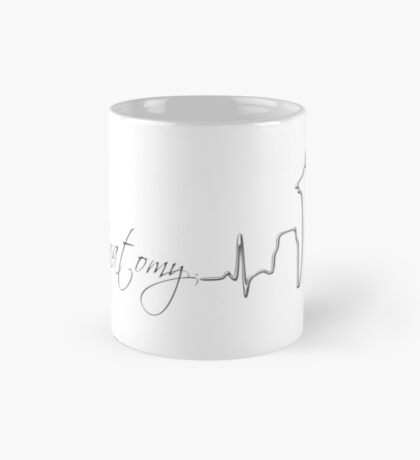 Grey's anatomy- skyline Mug