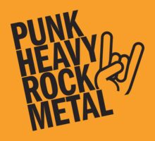 Punk Heavy Rock Metal by e2productions